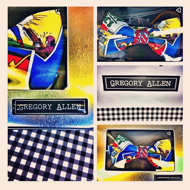 GAC : bow tie #gregoryallencompany #gac #bowtie – via Instagram