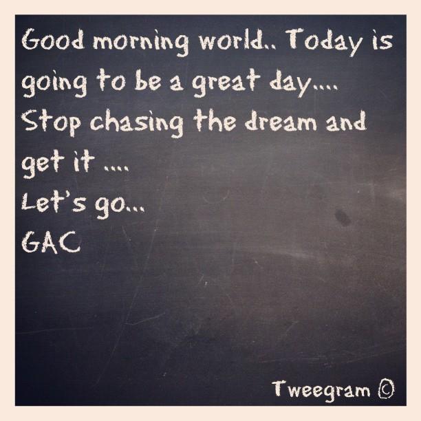 #tweegram #gregoryallencompany #gac #focused – via Instagram