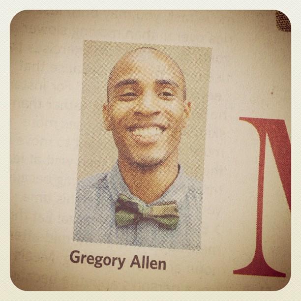GAC : GA today's Toronto star - via Instagram