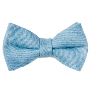 Men's Chambray Bow Tie