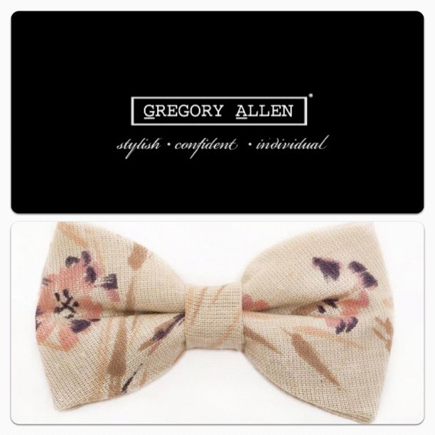 GAC : TIFF give-away Canadian  swag bag for the stars (style # 2) #gac #gregoryallencompany #madeincanada #bowties #tiff #swagbagforthestsrs - via Instagram