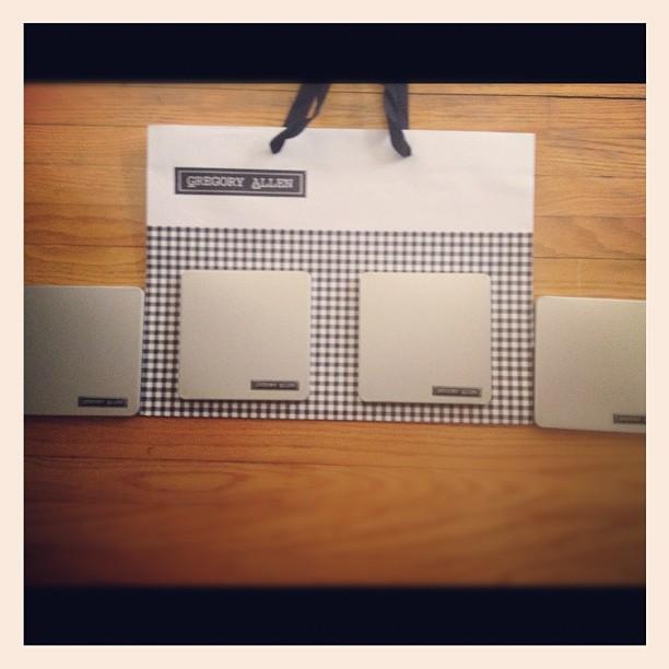 GAC : Bespoke pocket squares #pocketsquares #menswear #gac #gregoryallencompany #pocketsquares - via Instagram