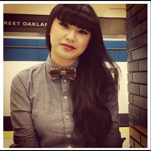 GAC blog : Bow ties for her #gregoryallencompany #gac #bowties #fashion #blog #womenwear http://gregoryallencompany.com - via Instagram