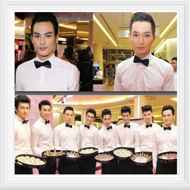 "GAC Blog: GAC x MAC Cosmetics ""Glamour Daze"" Event in Thailand. Read more here.  http://gregoryallencompany.com/blog #glamourdaze #gac #gregoryallencompany #maccosmetics #bowties - via Instagram"