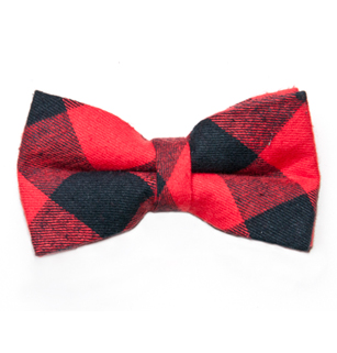 Rugged Terrain Collection: Lumber Jack Bow Tie