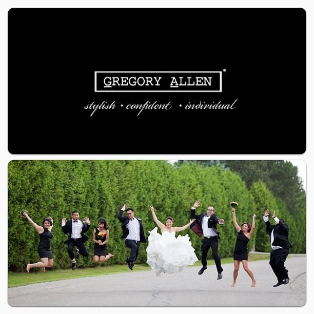GAC : Wedding Season – www.gregoryallencompany.com #gac #gregoryallencompany #bowtie #bespoke #wedding #weddingseason – via Instagram