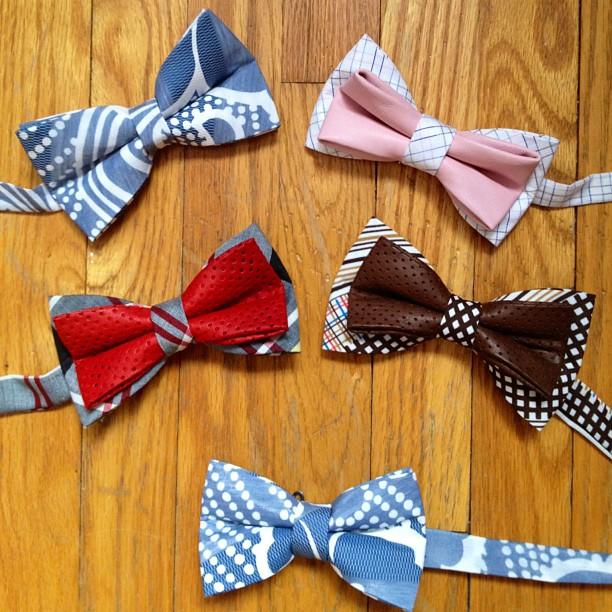 GAC : Men & Women bow ties coming soon to Brimz / Big it up . #gac #gregoryallencompany #brimz #bowtie #bigitup #toronto – via Instagram
