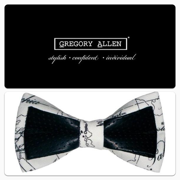 GAC : Bespoke map / leather bow tie – www.gregoryallencompany.com #gac #gregoryallencompany #bowtie #bespoke #mens – via Instagram
