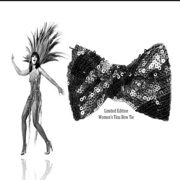 We draw our inspiration from legendary style icon – Tina Turner. Her signature outfits from leather and lace to sequin outfits, her sheer strength and confidence has left an indelible mark.See our legendary style icon inspiration at http://gregoryallencompany.com/blog #gac #gregoryallencompany #bowties #limitededition #tinaturner - via Instagram
