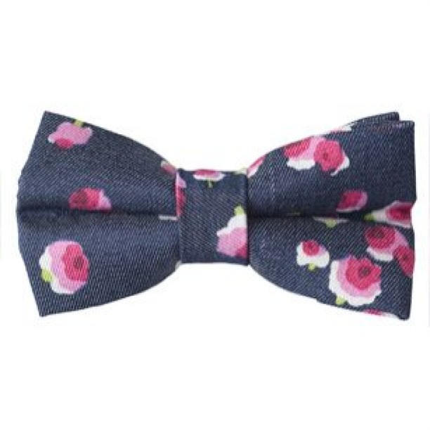 Spring  inspired ideas: Ivy denim Bow Tie  http://gregoryallencompany.com/shop #gac #women#spring2013collection #bowties #gregoryallencompany - via Instagram