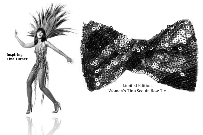 Blog Post - Limited Edition Tina Bow Tie