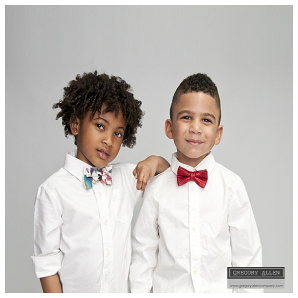 GAC : Behind the Scenes: The New Kids Bow Tie Collection Photo Shoot. #gac #gregoryallencompany #bowties #kids - via Instagram