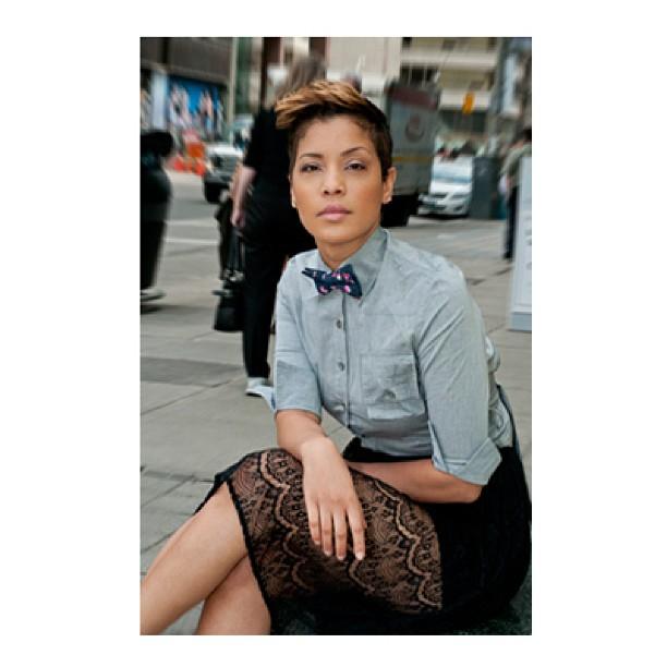 Introducing our Designer's Muse :Dayana  http://gregoryallencompany.com/blog  #designersmuse #gregoryallencompany #bowties - via Instagram
