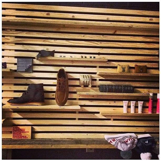 GAC : #madeincanada lounge #tiff2013 @strombo - via Instagram