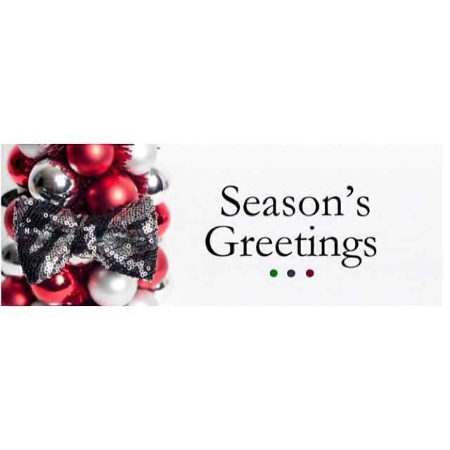 GAC : Happy Holidays #seaonsgreetings #HappyHolidays – via Instagram