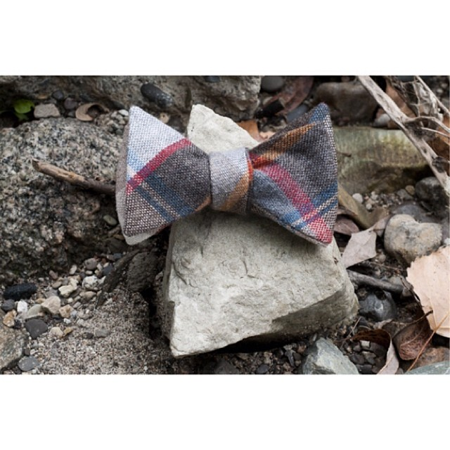 GAC : The Forrester bow tie #ruggedterraincollection #selftiedbowties – via Instagram