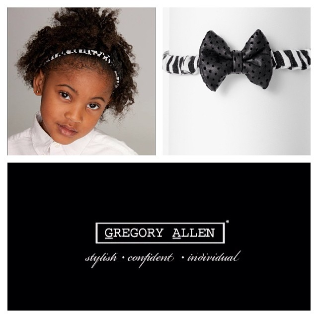 GAC : Introducing the bow tie head bands for girls for any occasion. This cute accessory is the perfect gift idea . www.gregoryallencompany.com  #bowtieheadband - via Instagram