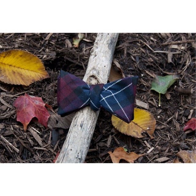 GAC : The Parker bow tie #ruggedterraincollection #selftiedbowties – via Instagram