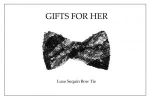 Holiday Bow Tie_ Sequin Bow Tie copy