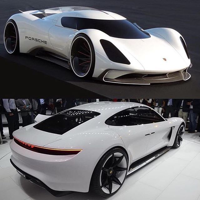Things We Love The Electric Porschecoolcars Porsche Greencar - We love cool cars