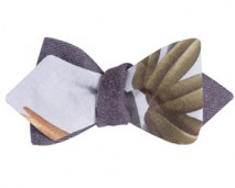 concept - the robertson bow tie (hawaiian print) - shop page