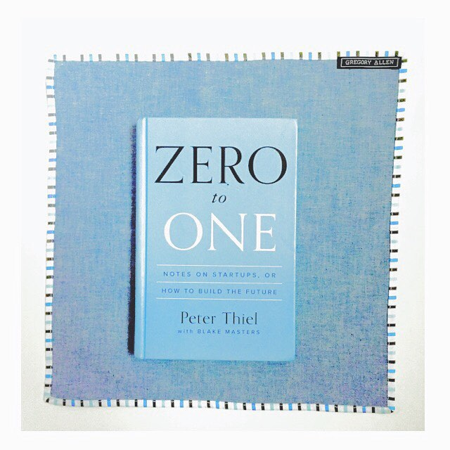 Favourite reads of the month: (Lazy Sunday afternoon)ZERO TO ONE : Note On Startups, Or How  To Build The FutureBy Peter Thiel with Blake MasterPocket square : @gregoryallencompany#greatbook#zerotoone#peterthiel#blakemaster#bowties #gacbowtie  #toronto #gift #mensaccessories #madeincanada #mensstyle #coolbowties  #collection #fashionbloggers  #necktie #suitandtie #mensfashionbloggers #fashionblog #gentlemen #gq #menswear #hipsters  #womenfashionbloggers #booklovers – via Instagram
