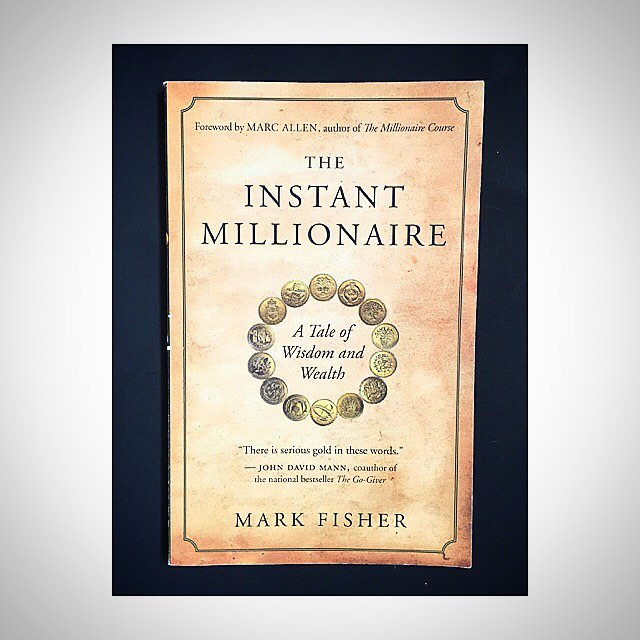 Favourite reads of the month:The Instant Millionaire By Mark Fisher#greatbook ##bowties #gacbowtie  #theinstantmillionaire #markfisher #gift #booklovers #mensaccessories #madeincanada #mensstyle #coolbowties  #collection #fashionbloggers  #necktie #suitandtie #mensfashionbloggers #fashionblog #gentlemen #gq #menswear #hipsters  #womenfashionbloggers #booklovers - via Instagram